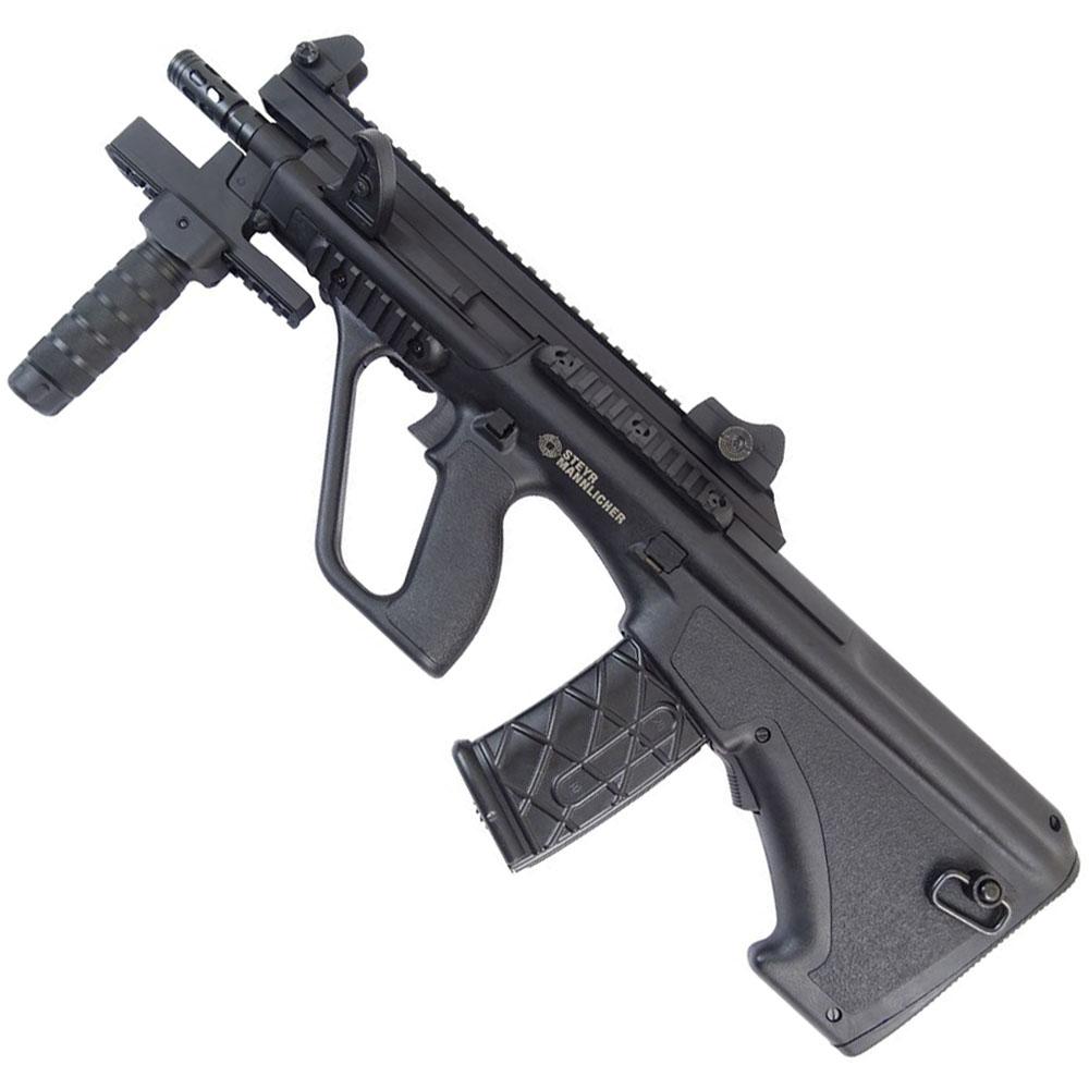 Buy Steyr AUG A3 XS Commando Black AEG Airsoft Rifle
