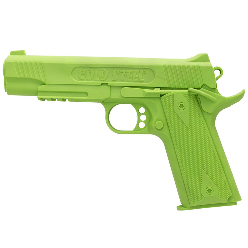 Buy Cheap Cold Steel 92RGC11 Rubber 1911 Training Pistol