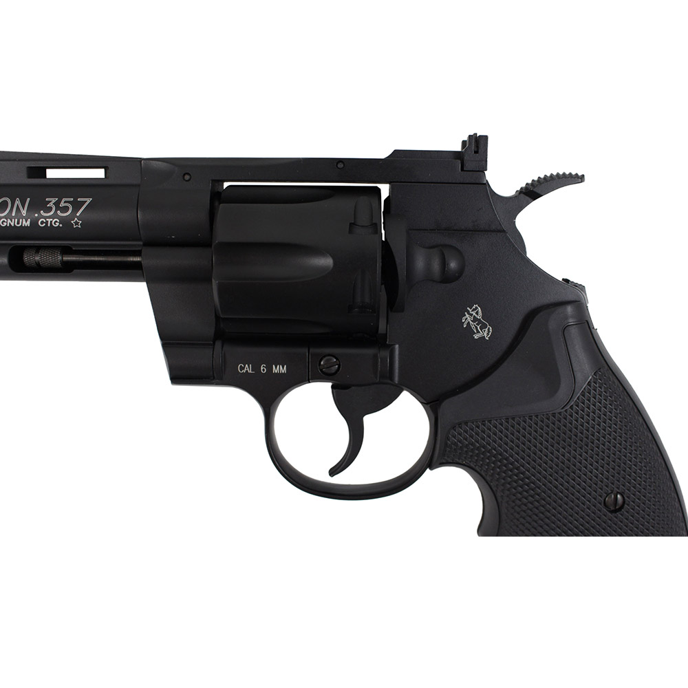 Colt Python 4 Inch Co2 Revolver - Wholesale | Golden Plaza