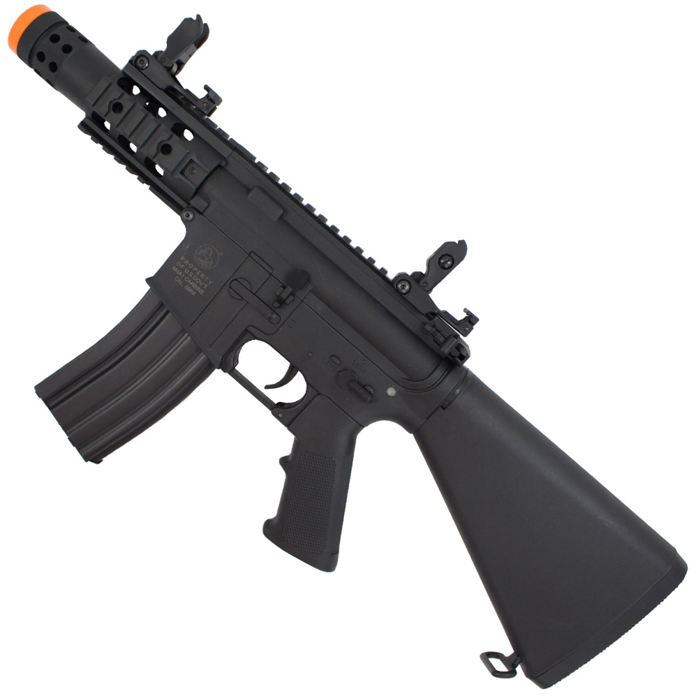 Colt M4 Stubby Killer Sportline Electric Airsoft Rifle - Wholesale