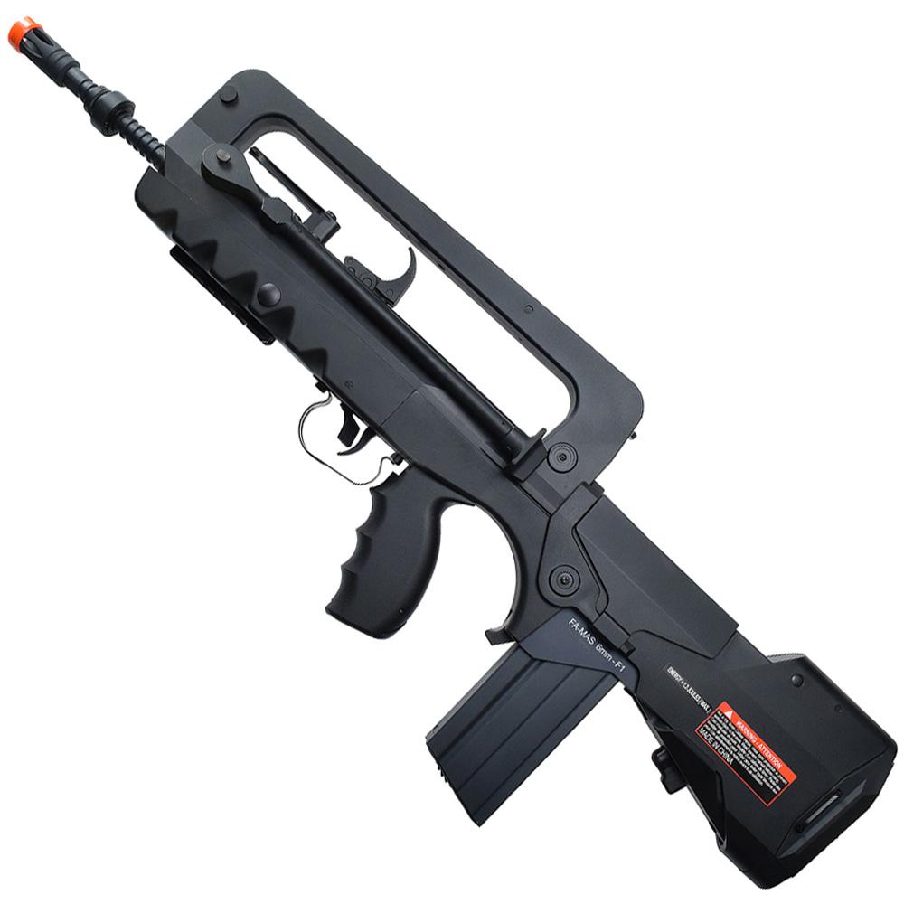 Famas Airsoft Aeg Rifle W Bi Pod Wholesale Golden Plaza
