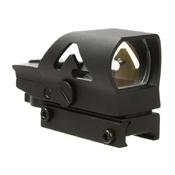 1x34mm Full Size Red/Green Dual Illumination Reflex Sight - Wholesale