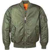 Alpha Womens MA-1 Fighter Pilot Jacket