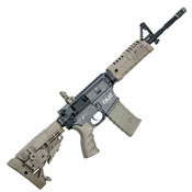 ASG PL M4 Carbine Desert Tan Airsoft Rifle