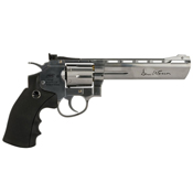 ASG Dan Wesson 6-Inch Silver Pellet Gun