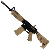 ASG SL M4 Carbine Desert Tan Airsoft Rifle