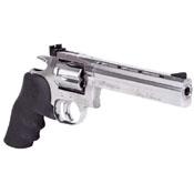 Dan Wesson 715 6 Inch Steel BB Revolver Silver