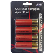 ASG Airsoft Shotgun Shell 4-Pack (30rd)