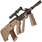 ASG PL Steyr AUG A1 Compact Tan Airsoft Rifle