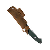 Benchmade 162 Bushcrafter Plain Edge Blade Fixed Knife