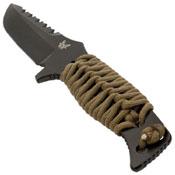 Benchmade 375 Adamas D2 Steel Blade Fixed Knife