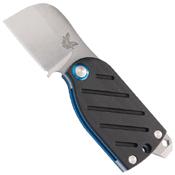Benchmade Aller 380 G-10 Handle Folding Blade Knife