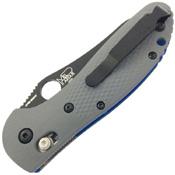 Benchmade 550-1 Griptilian and G-10 Handle Folding Knife