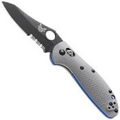Benchmade 555-1 Mini Griptilian G-10 Handle Folding Knife
