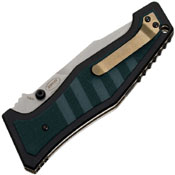 Benchmade Vicar Clip Point Folding Knife