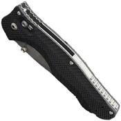 Benchmade Contego Reverse Tanto Blade Folding Knife