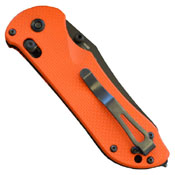 Benchmade Triage Combo Blade Serrated Rescue Knife