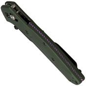 Benchmade 940 Osborne Anodized Aluminum Handle Folding Knife