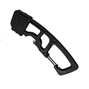 Benchmade Black Strap Cutter Rescue Hook