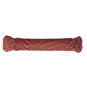 100 ft Pink Red Black Military Paracord - Wholesale