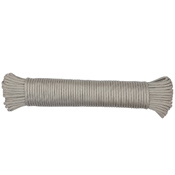 100 ft Silver Military Paracord - Wholesale