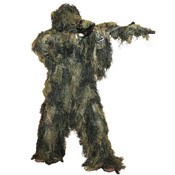 Desert Camo Ghillie Hunting Suit
