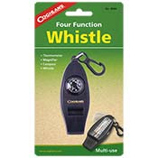 Coghlans 0044 Four Function Whistle