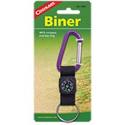 Coghlans 0365 Biner With Compass And Key Ring