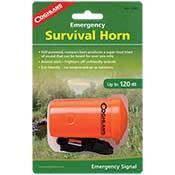 Coghlans 1240 Emergency Survival Horn