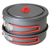Coghlans Hard Anodized Aluminum Cookset - Wholesale