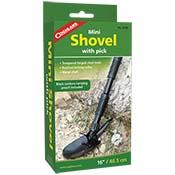 Coghlans 9720 Mini Shovel With Pick