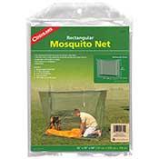 Coghlans 9755 SGL Green Mosquito Net
