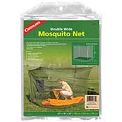Coghlans 9765 DBL Green Mosquito Net