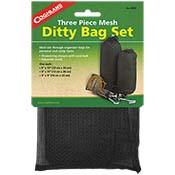 Coghlans 9869 Mesh Ditty Bag Set
