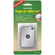 Coghlans 9902 Signal 2 Inches X 3 Inches Mirror