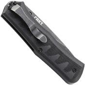 Ruger Crack-Shot Half Serrated Folding Blade Knife