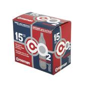 Crossman Powerlet 12 Gram CO2 Cartridges 15 Count