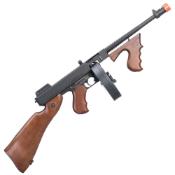 Cybergun Licensed Thompson Chicago Typewriter Airsoft AEG Rifle - Wholesale