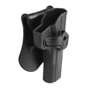 P320 Tactical Polymer Holster - Black - Fits Sig Sauer P320 Full Size