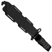Plastic Bayonet for M16 with Sheath