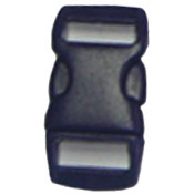 1/2 Inch Plastic Buckle