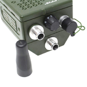 Dummy Radio Toy - Olive Drab