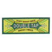 Double Tap PVC Patch