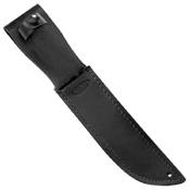 D2 Extreme Black Half Serrated Blade Fighting Knife