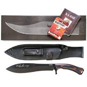 Ka-Bar Gunny Spear Point Fixed Blade Knife