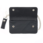8 Inches Soft Tucker Wallet