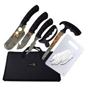 Elk Ridge ER-925 Hunting Knife Set