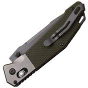 Master Cutlery Elite Tactical ET-1027 Folding Knife