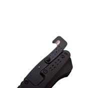 MTech USA A889 Stainless Steel Half Serrated Folding Blade Knife