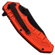 MTech USA A929 3.5 Inch Tanto Blade Folding Knife